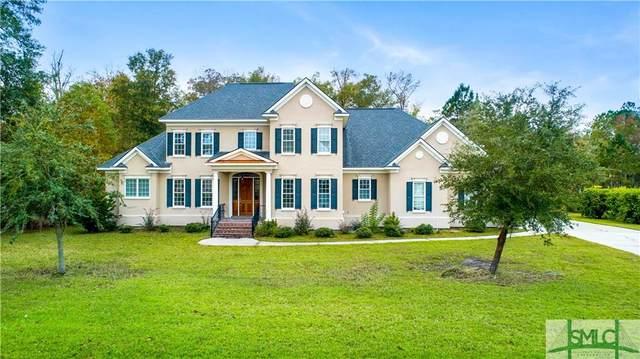 864 Southbridge Boulevard, Savannah, GA 31405 (MLS #259582) :: McIntosh Realty Team