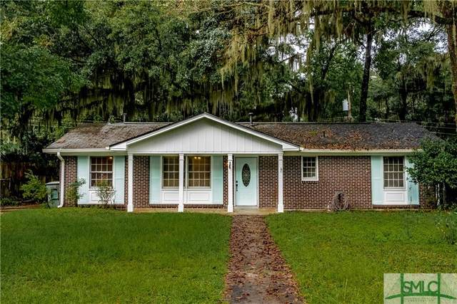 25 Sheridan Circle, Savannah, GA 31406 (MLS #259585) :: Coastal Savannah Homes
