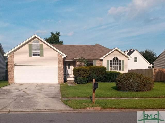 161 Stockbridge Drive, Savannah, GA 31419 (MLS #259586) :: Coastal Savannah Homes