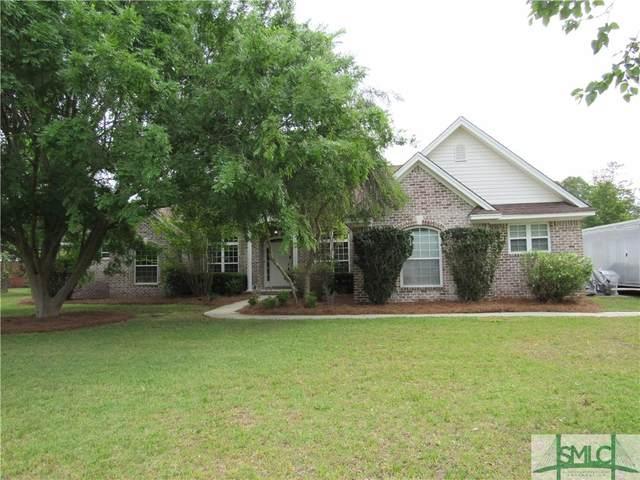 101 Buckfield Drive, Rincon, GA 31326 (MLS #259597) :: Statesboro Real Estate