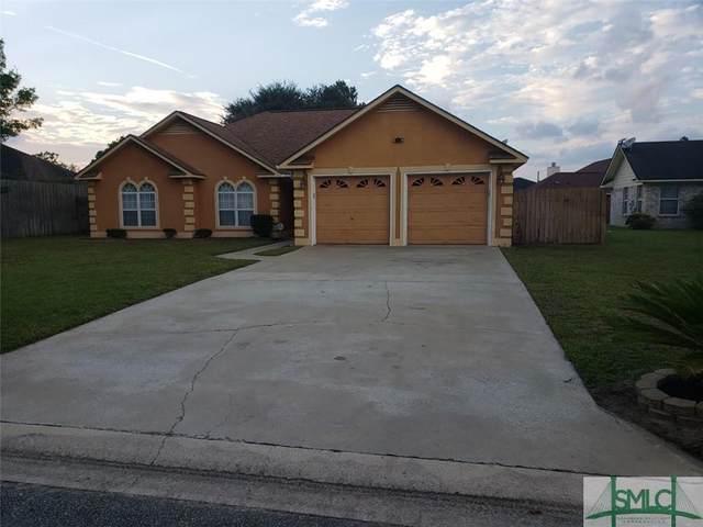 1905 Stonehenge Drive, Hinesville, GA 31313 (MLS #259600) :: Teresa Cowart Team