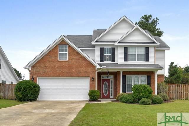 601 Bristol Way, Richmond Hill, GA 31324 (MLS #259636) :: The Allen Real Estate Group