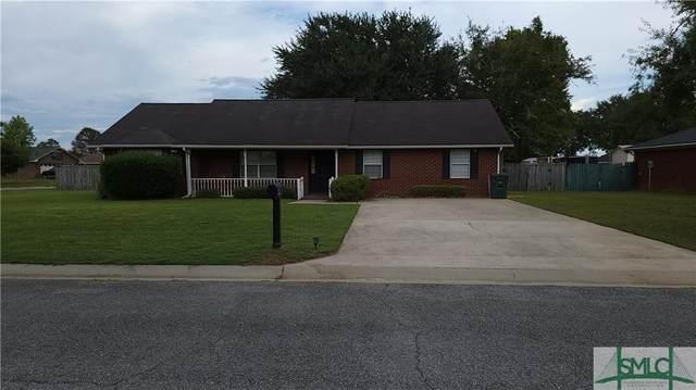 1260 Louise Lane, Hinesville, GA 31313 (MLS #259640) :: Keller Williams Realty Coastal Area Partners