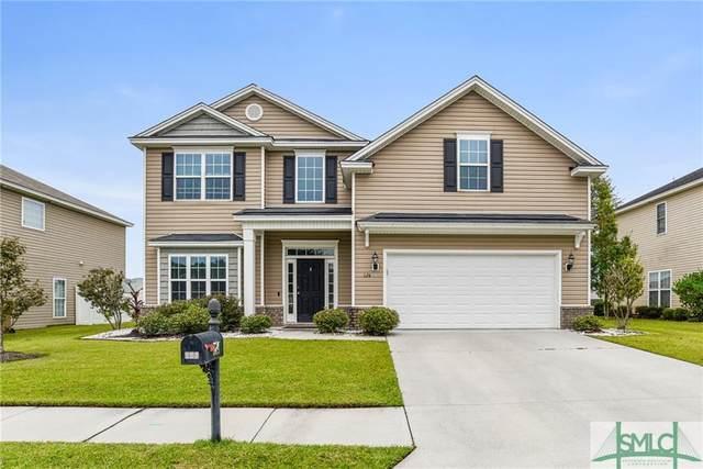 124 W Perry Drive, Richmond Hill, GA 31324 (MLS #259641) :: Keller Williams Realty Coastal Area Partners