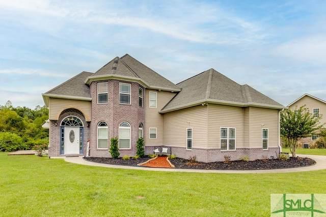 101 Edmondson Drive, Guyton, GA 31312 (MLS #259658) :: The Arlow Real Estate Group