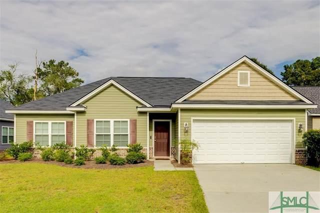 172-C Burton Road, Savannah, GA 31405 (MLS #259665) :: Teresa Cowart Team