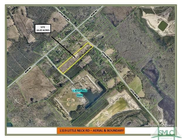 1319 Little Neck Road, Savannah, GA 31419 (MLS #259669) :: Coldwell Banker Access Realty