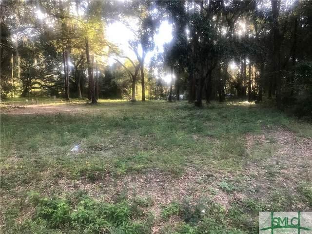 963 Pine Needle Drive, Ellabell, GA 31308 (MLS #259677) :: The Arlow Real Estate Group