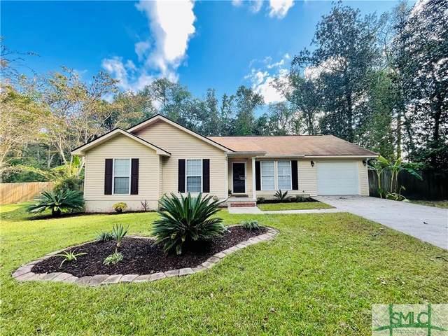 306 Woodbury Lane, Rincon, GA 31326 (MLS #259679) :: The Arlow Real Estate Group