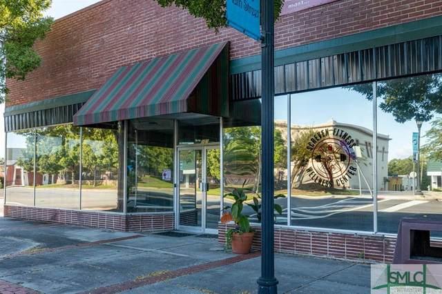 101 Main Street N, Sylvania, GA 30467 (MLS #259681) :: Heather Murphy Real Estate Group
