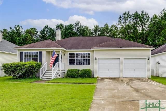 33 Leeward Drive, Savannah, GA 31419 (MLS #259704) :: McIntosh Realty Team