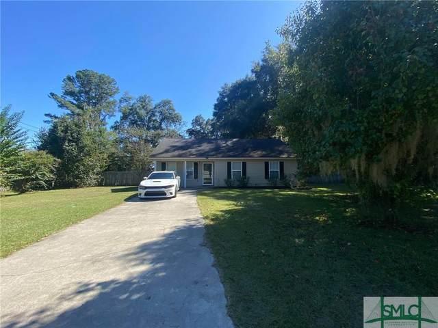 209 4th Street, Springfield, GA 31329 (MLS #259706) :: Coastal Savannah Homes