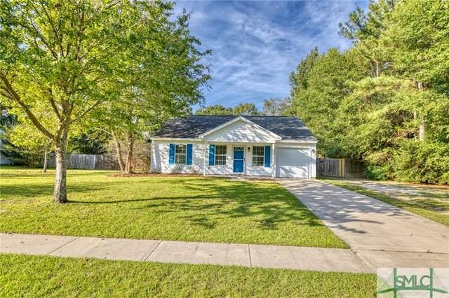 429 Shadowbrook Circle, Springfield, GA 31329 (MLS #259708) :: The Allen Real Estate Group