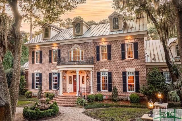 5 Cranes Nest Court, Savannah, GA 31411 (MLS #259716) :: Keller Williams Realty Coastal Area Partners