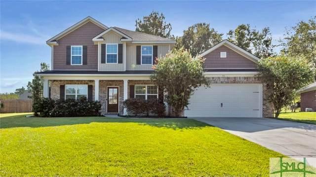 46 Conservation Drive, Savannah, GA 31419 (MLS #259717) :: Coastal Savannah Homes