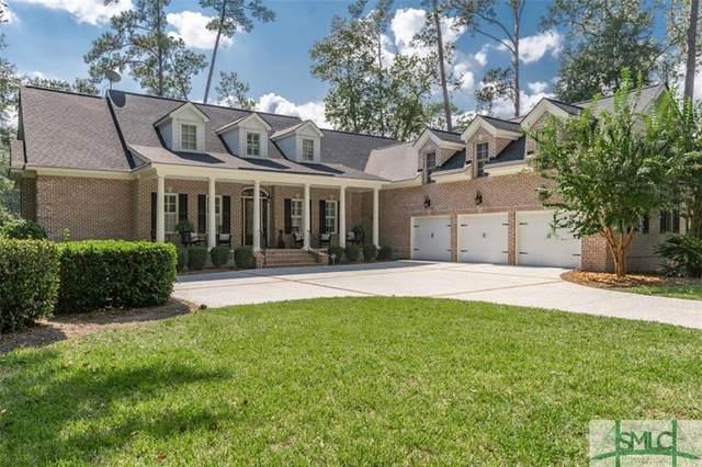 125 Waterway Drive, Savannah, GA 31411 (MLS #259730) :: The Allen Real Estate Group