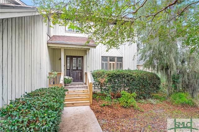 4 Lakeshore Court, Savannah, GA 31419 (MLS #259731) :: Bocook Realty