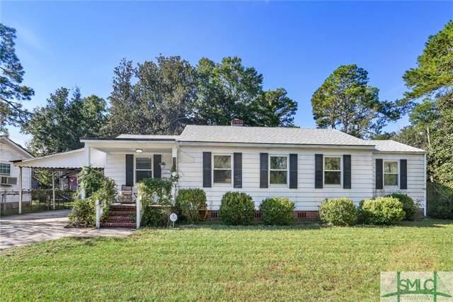 171 Timberline Drive, Savannah, GA 31404 (MLS #259736) :: eXp Realty