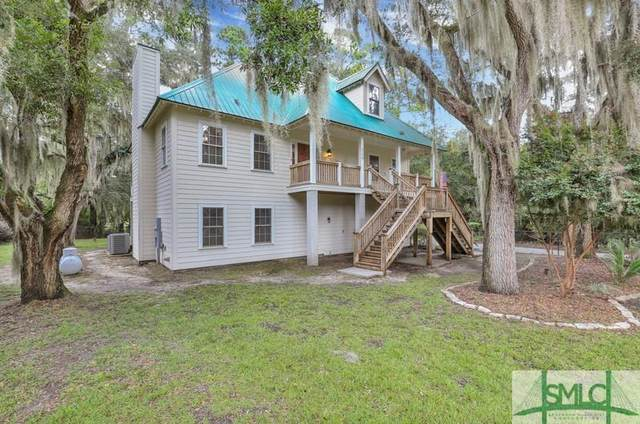 3120 Fort Morris Road, Midway, GA 31320 (MLS #259737) :: Coastal Savannah Homes