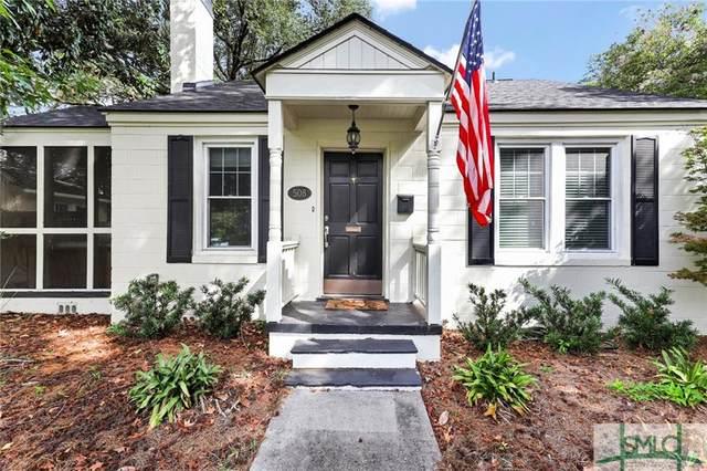 508 E 61st Street, Savannah, GA 31405 (MLS #259748) :: Coastal Savannah Homes