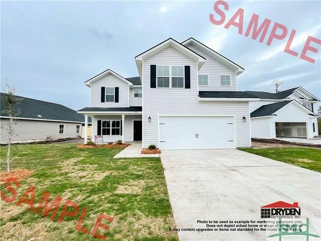 4 Rimes Avenue SE, Ludowici, GA 31316 (MLS #259751) :: Keller Williams Realty Coastal Area Partners