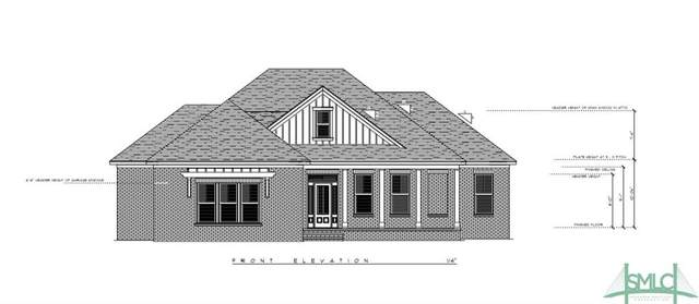 23 S Camelia Court, Guyton, GA 31312 (MLS #259756) :: The Arlow Real Estate Group