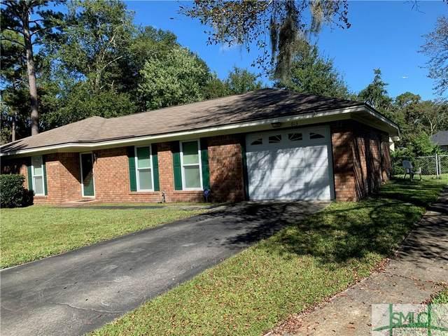 613 Caroline Street, Hinesville, GA 31313 (MLS #259757) :: McIntosh Realty Team
