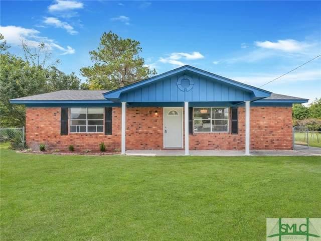 1003 Deerwood Way, Hinesville, GA 31313 (MLS #259758) :: The Arlow Real Estate Group