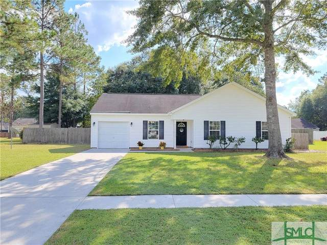 112 Red Fern Court, Springfield, GA 31329 (MLS #259763) :: eXp Realty