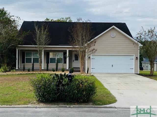 132 Harvest Drive, Springfield, GA 31329 (MLS #259765) :: Bocook Realty