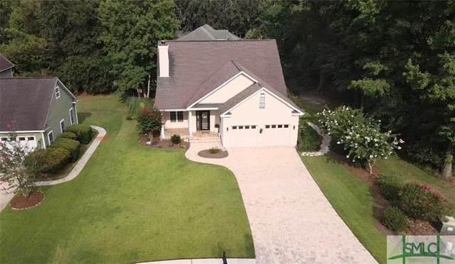 106 Sabal Lane, Savannah, GA 31405 (MLS #259769) :: McIntosh Realty Team