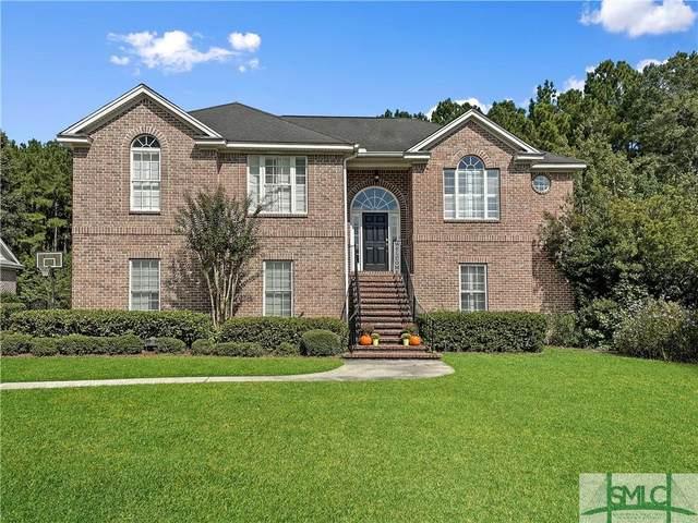706 Southbridge Boulevard, Savannah, GA 31405 (MLS #259770) :: Coastal Savannah Homes