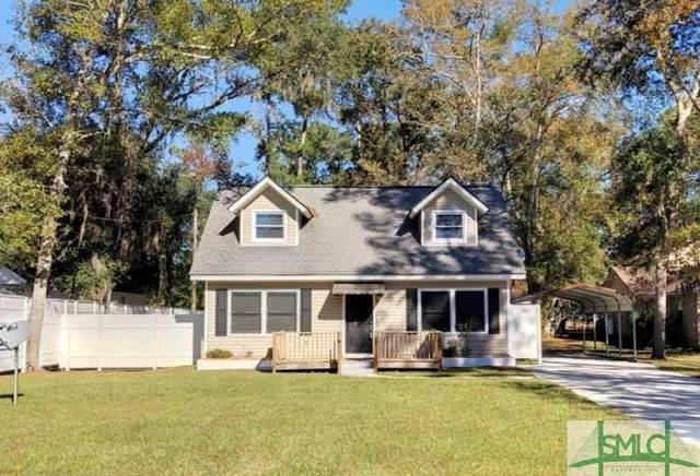 191 Island Drive, Midway, GA 31320 (MLS #259771) :: eXp Realty