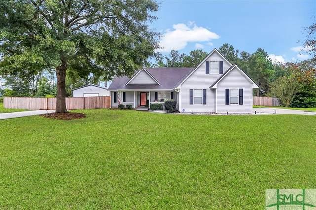 93 Cottonwood Drive, Rincon, GA 31326 (MLS #259775) :: Coastal Savannah Homes