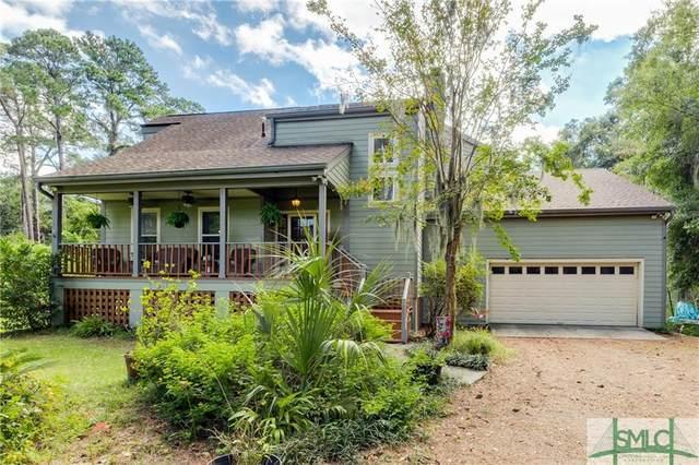 1302 Walthour Road, Savannah, GA 31410 (MLS #259784) :: Heather Murphy Real Estate Group