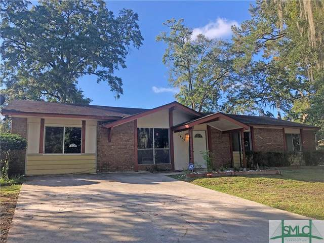 3018 Ratel Drive, Beaufort, SC 29902 (MLS #259792) :: The Arlow Real Estate Group