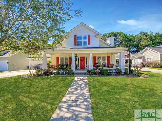158 Cherryfield Lane, Savannah, GA 31419 (MLS #259798) :: Teresa Cowart Team
