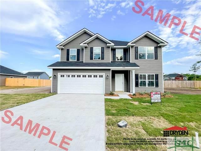 350 Archibald Avenue SE, Ludowici, GA 31316 (MLS #259807) :: Keller Williams Realty Coastal Area Partners