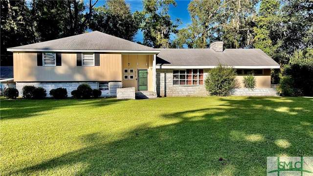 412 Timberlane Circle, Hinesville, GA 31313 (MLS #259810) :: Keller Williams Realty Coastal Area Partners