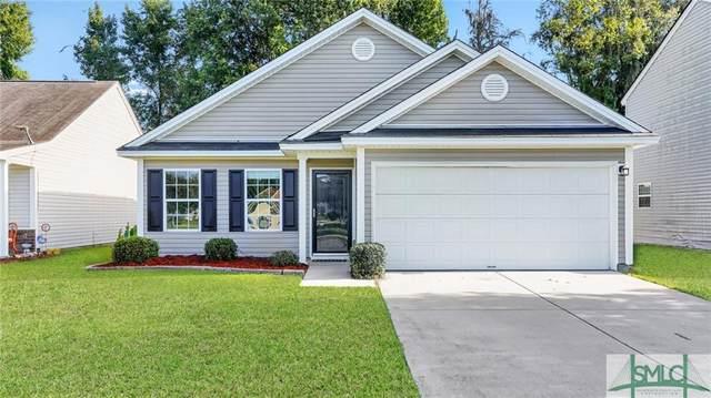 133 Fox Glen Court, Port Wentworth, GA 31407 (MLS #259812) :: Keller Williams Coastal Area Partners