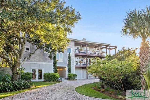 505 5th Street, Tybee Island, GA 31328 (MLS #259820) :: Coastal Savannah Homes