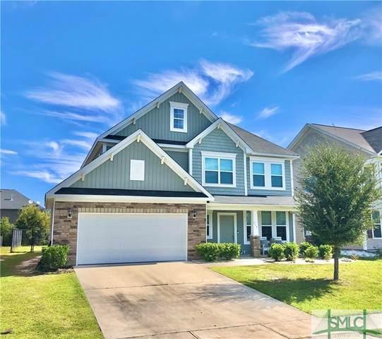 113 Winslow Circle, Savannah, GA 31407 (MLS #259823) :: The Arlow Real Estate Group