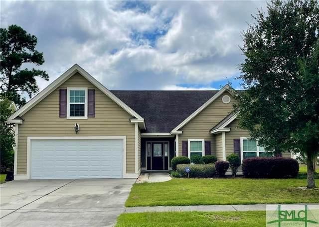 90 Gateway Drive, Pooler, GA 31322 (MLS #259825) :: The Arlow Real Estate Group