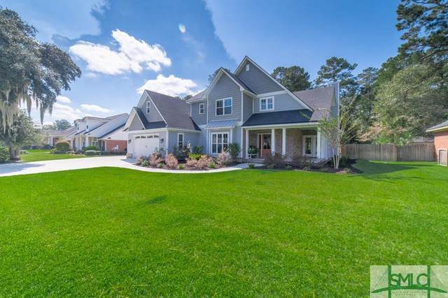 214 Harbour Lane, Richmond Hill, GA 31324 (MLS #259826) :: Heather Murphy Real Estate Group