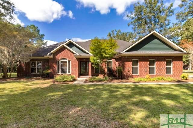 1485 Seabrook Island Drive, Midway, GA 31320 (MLS #259830) :: Coastal Savannah Homes