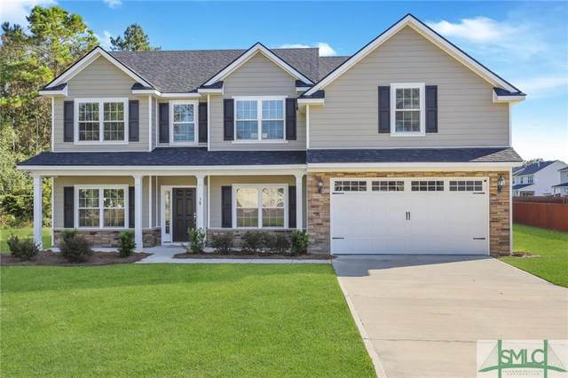 38 Bay Tree Court, Richmond Hill, GA 31324 (MLS #259833) :: The Arlow Real Estate Group