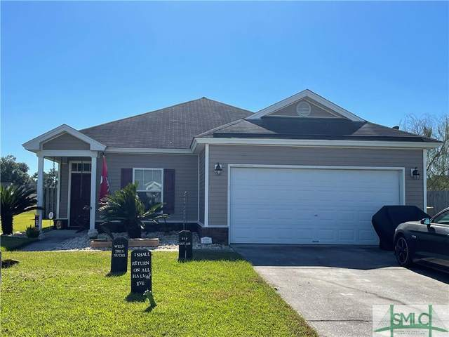 15 Blue Oak Drive, Richmond Hill, GA 31324 (MLS #259845) :: The Allen Real Estate Group