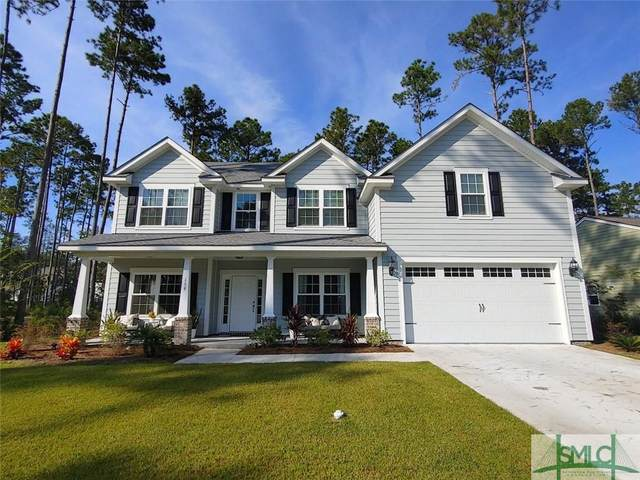 159 Calhoun Lane, Richmond Hill, GA 31324 (MLS #259848) :: Heather Murphy Real Estate Group