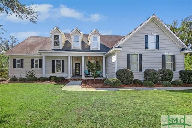 2 Lindenhill Court, Savannah, GA 31405 (MLS #259850) :: Coastal Savannah Homes