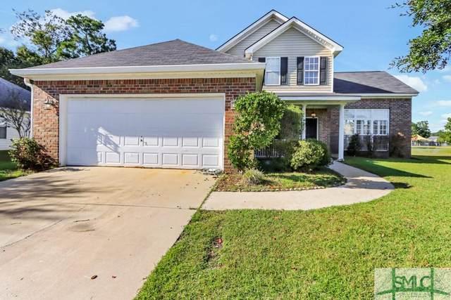 12 Ledgestone Lane, Savannah, GA 31419 (MLS #259851) :: Coastal Savannah Homes